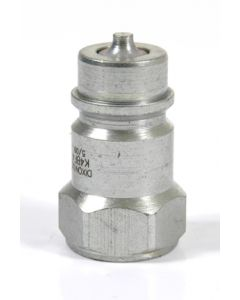 """1/4"""" Male Quick Release Coupling - Ramko Hydraulic Cylinders"""