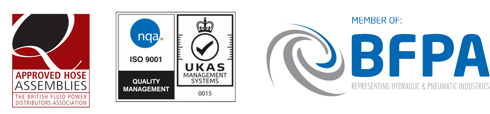 Ramko have numerous accreditations from different boards.